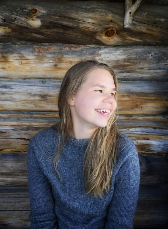 Kuva blogin kirjoittaja Karoliina Lintusesta