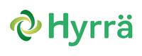 Hyrrä-palvelun logo.