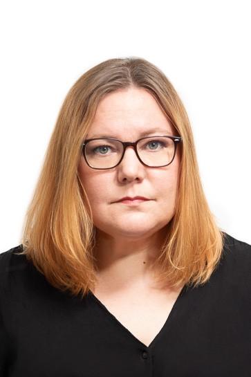 Katja Leppänen.
